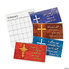 2016 - 2017 Expressions of Faith Pocket Planners