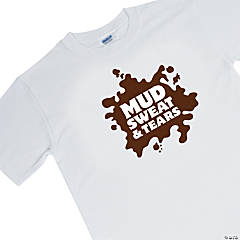 Extra Large Mud Run T-Shirt