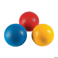Extra Soft Gym Balls Set