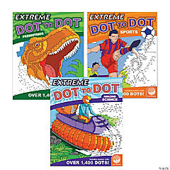 Extreme Dot to Dot: Amazing Action Set of 3