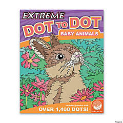 Extreme Dot to Dot: Baby Animals