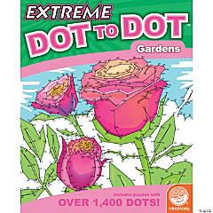 Extreme Dot to Dot: Gardens