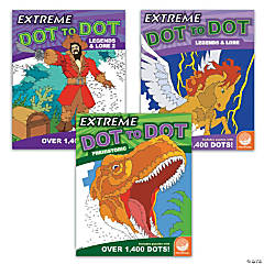 Extreme Dot to Dot: Legendary Set of 3
