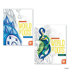 Extreme Dot to Dot World of Dots: Set of 2