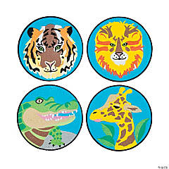 Extreme Jungle Sand Art Sticky Boards