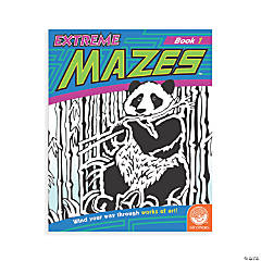 Extreme Mazes: Book 1