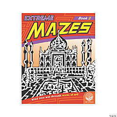 Extreme Mazes: Book 2