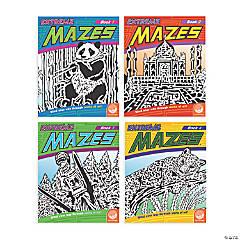 Extreme Mazes: Set of 4