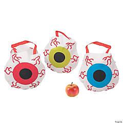 Eyeball Tote Bags