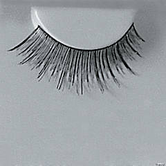 Eyelashes Black 74