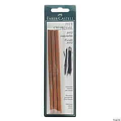 Faber-Castell Pitt Compressed Charcoal Pencils