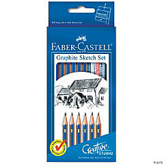 Faber-Castell Studio Graphite Sketch Set