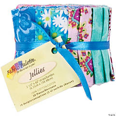 Fabric Palette Jellies 20Pk Punch of Paisley