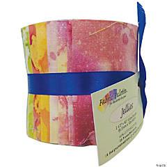 Fabric Palette Jellies20/Pkg-Lg Rd Batik