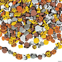 500 Fabulous Foam Animal Bead Assortment