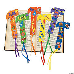 Fabulous Foam Dad Bookmarks