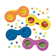 Fabulous Foam Super Sunglasses Kit