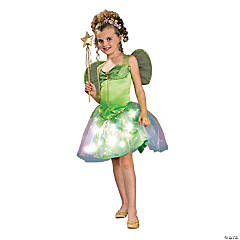 Fairy Fiber Optic Costume for Girls