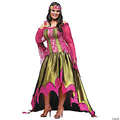 Fairy Queen Plus Size Costume for Women