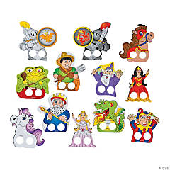 Fairy Tale Finger Puppets