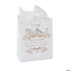 Fairy Tale Wedding Gift Bags