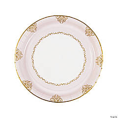 Fairy Tale Wedding Paper Dinner Plates