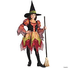 Fairy Witch Costume for Girls