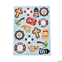 Faith Adventure Sticker Sheets