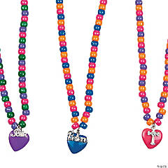 Faith, Believe, Cross Kids' Necklaces