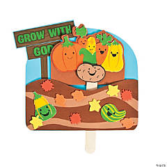 Faith Fall Growing in God Pop-Up Craft Kit