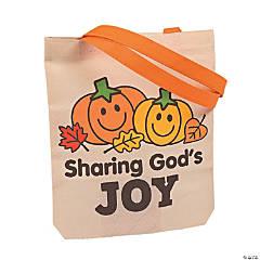 Faith Fall Market Tote Bags