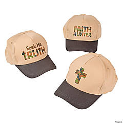 Faith Hunter Baseball Caps