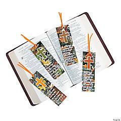 Faith Hunter Camouflage Bookmarks