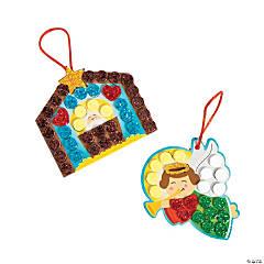 Faith Mosaic Christmas Ornament Craft Kit