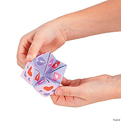 Faith Valentine Fortune Teller Games