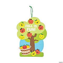 Fall Apple Tree Sign Craft Kit