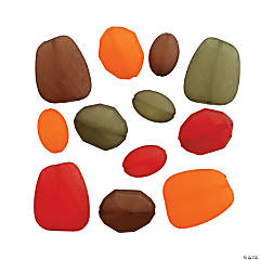 Fall Color Beads - 19mm - 32mm