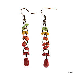 Fall Dangle Earrings Craft Kit
