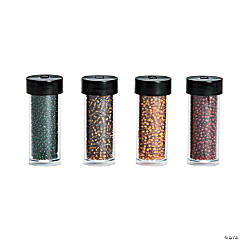 Fall Seed Bead Assortment - 2mm