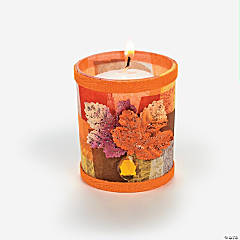 Fall Votives Idea