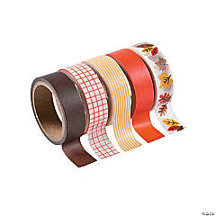 Fall Washi Tape
