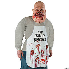 Family Butcher Apron for Adults