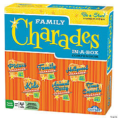 Family Charades-In-a-Box