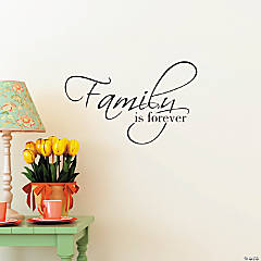 Family is Forever Wall Decals