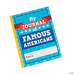 Famous Americans Journals