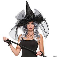 Fancy Deluxe Witch Hat