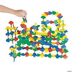 Fantastic Fish Building Blocks Set