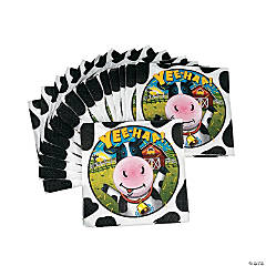 Farm Party Beverage Napkins