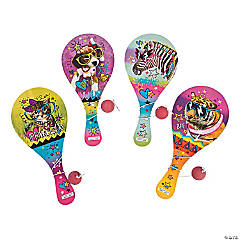 Fashion Animal Paddleball Games