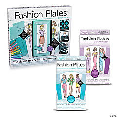 Fashion Plates: Set of 3